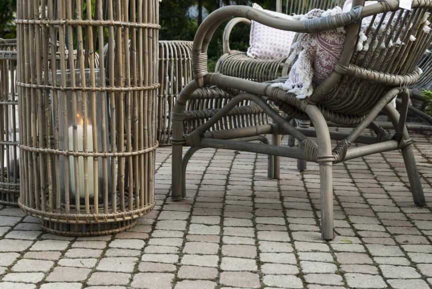 fotele rattanowe CANNES