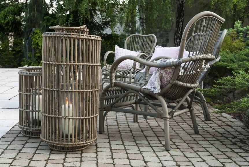 Meble balkonowe rattanowe –  Twój własny ogród w mieście
