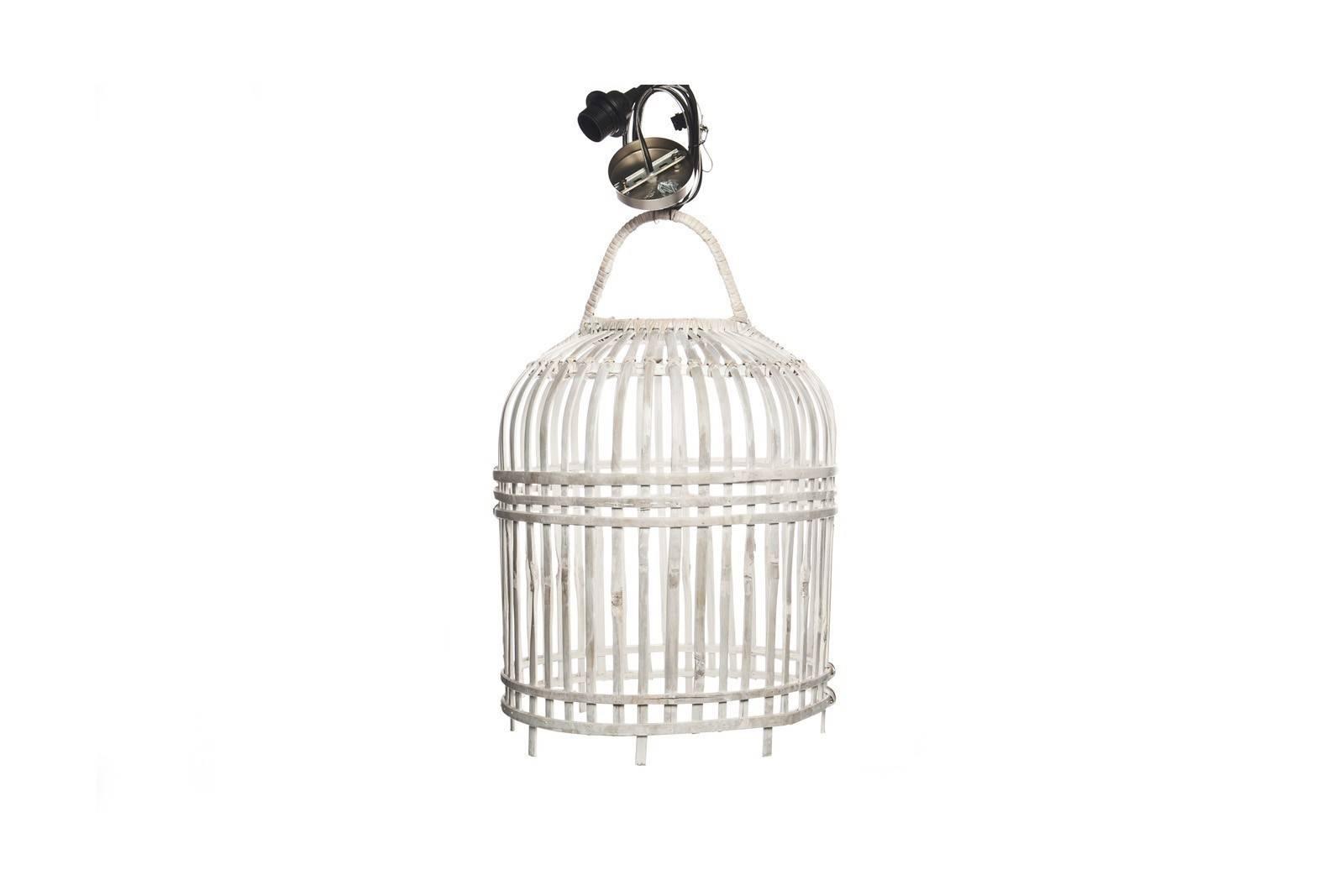 Bambusowa lampa TOULOUSE